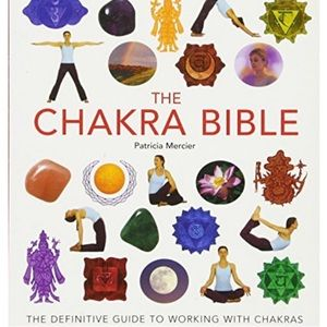 THE CHAKRA BIBLE BOOK BY PATRICIA MERCIER